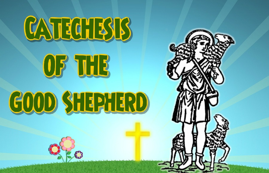Image result for CATECHISM OF THE GOOD SHEPHERD